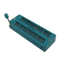 ZIF Socket 40P (warna hijau)