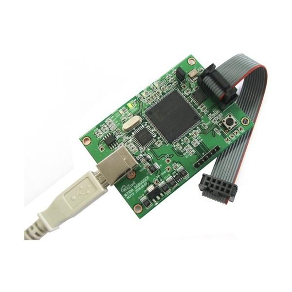 Сетевой ethernet-контроллер w7100a встроенный аппаратный tcp/ip стек совместимое 8051 ядро