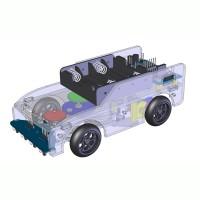 UGV Robot Car Chassis