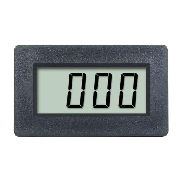 Lcd Panel Meter : Lcd panel meter pm digiware store