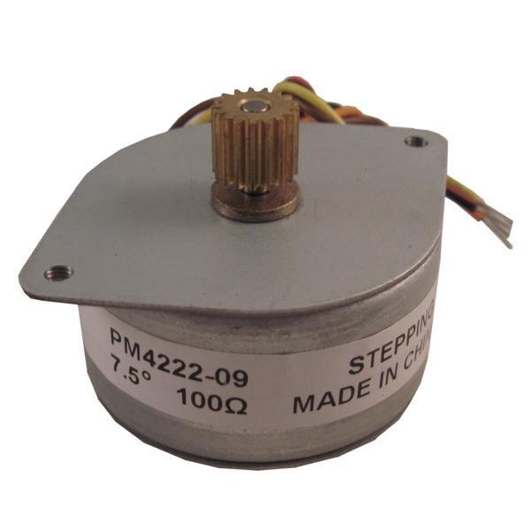 Unipolar Stepper Motor 12v 7 5 Degrees Step Digiware