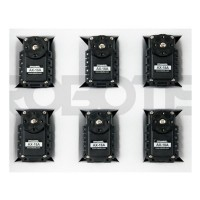 Dynamixel AX-18A 6pcs Bulk (pre-equipped /w B01-HORN)