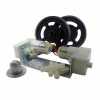 DT-ROBOT Plastic Gear Motor L Set