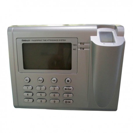 BC-2026 Fingerprint Time Attendance