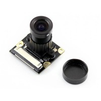 Raspberry Pi Camera Module (F), Supports Night Vision, Adjustable-Focus