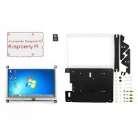 Accessories Pack (type E) for Raspberry Pi