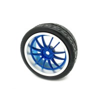 65mm Smart Car Robot Tire Wheel