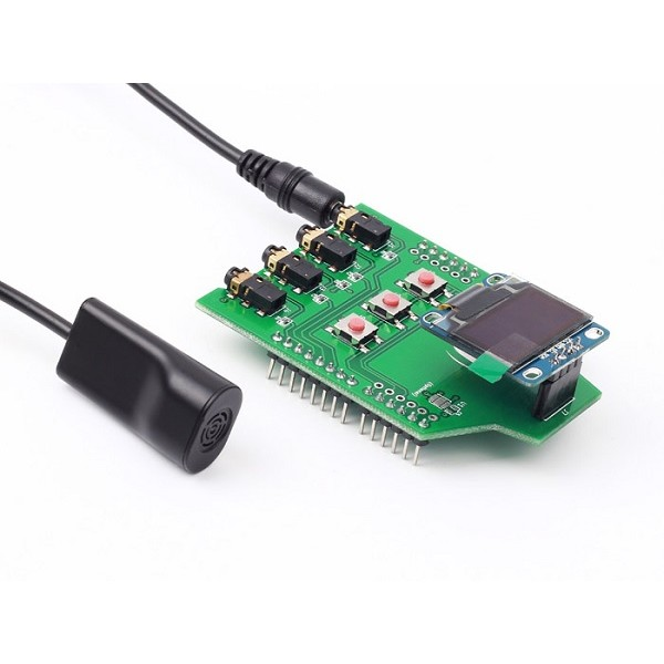 Iot arduino temperature and humidity probe shield probes