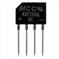 KBP208G-BP Bridge Rectifier 2A 800V