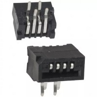 FFC / FPC Connectors 4P 1mm RA (HLW4R-2C7LF)
