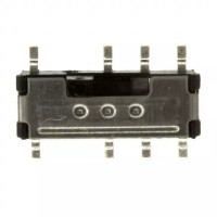 Switch Slide DP3T L1.0mm SMD
