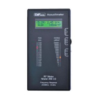Acoustimeter RF Meter Model AM-10