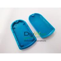 PS-65C Portable Plastic Case, Small, Cobalt Blue
