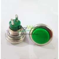 Pushbutton Switch DS-312 Green Push On