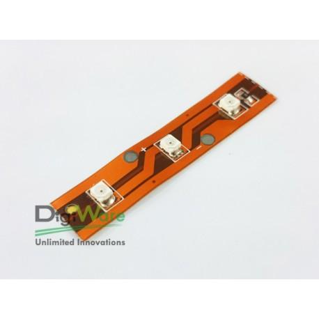 Flexible LED Strip Amber (Yellow) - (STRF3Y)