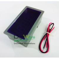 ME-SP330B Digital LED Thermometer Panel Meter, Blue, 3 1/2 digit, 0.56