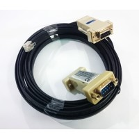 PC rs485 adaptors with the D type to rj11 adaptors