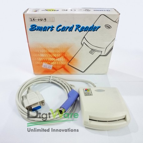 EZ100PR Smart Card Reader Serial Interface