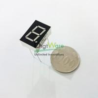 "7 Segment 0.5"" Red Super Bright Com Anoda 4 Pin (BL-S50D-11D-11)"