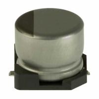 Aluminium Electrolytic Capacitor 100uF 25V SMD 6.3x7.7mm ( Nichicon)