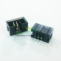 PCB Header /w housing 06P