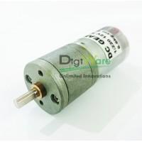 DC Gear Motor, 12V, 1:220, 38rpm