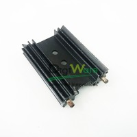 Heat Sink Black Anodized for TO-218 (2651-3198)