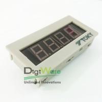 DM3A-DV200 Digital LED Panel Meter 0-200V