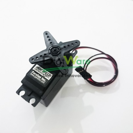 Parallax high speed continuous rotation servo digiware store for High speed servo motor