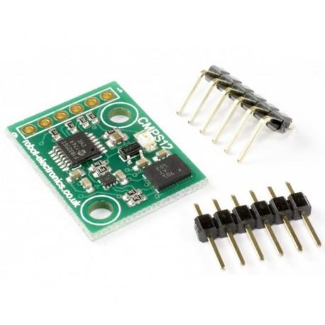 CMPS12 Tilt Compensated Compass Module