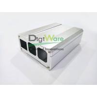 Raspberry Pi 3 Aluminum Case Silver Metal Enclosure
