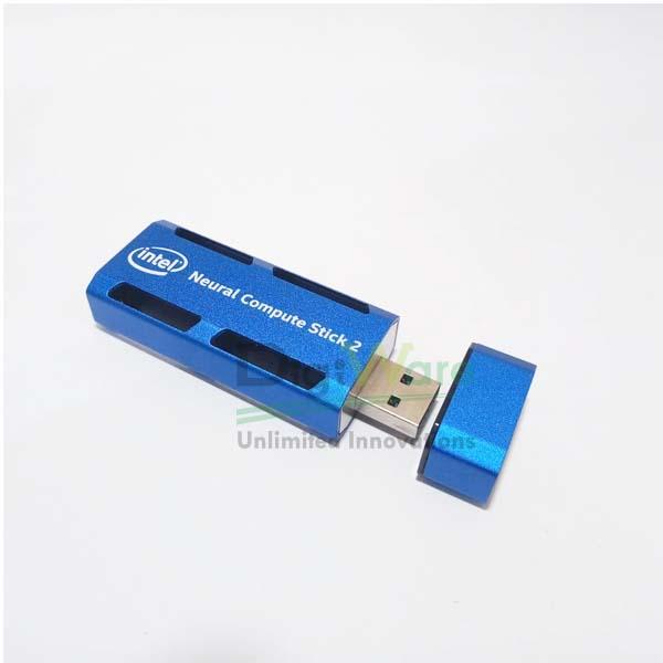 Intel Neural Compute Stick 2 Movidius Myriad X VPU (NCSM2485 DK)