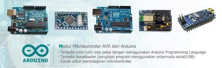 Microcontroller Module by Arduino
