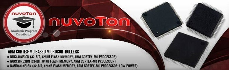 Nouvton - IC Microcontroller based on ARM Cortex-M0