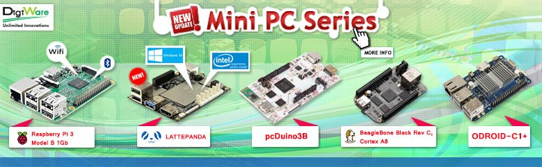 New Mini PC Series
