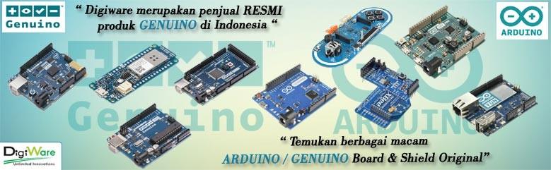 Distributor Resmi Genuino dan berbagai macam board Arduino