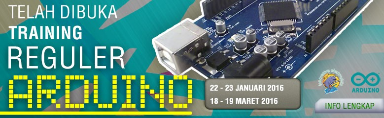 Training Arduino