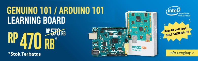 Intel Genuino 101 (Arduino 101)