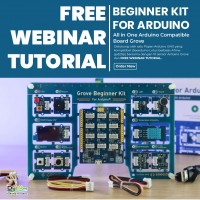 Beginner Kit for Arduino All in One Arduino Compatible Board Grove
