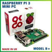 Raspberry Pi 3 Model B+ Made In UK