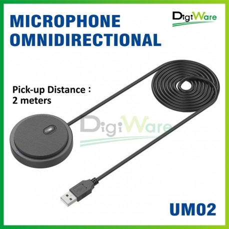 UM02 Omnidirectional Condenser Microphone