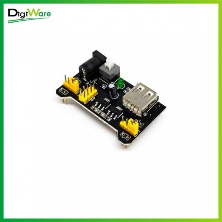 Power Supply Breadboard MB102 3.3V/5V