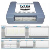 Data Acquisition USB DAQ Device 12 Bit 100 kS/s Counter USB-201