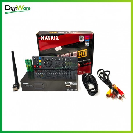 Set Top Box TV Digital DVB T2 Matrix Garuda Original Garansi - HDMI Dongle