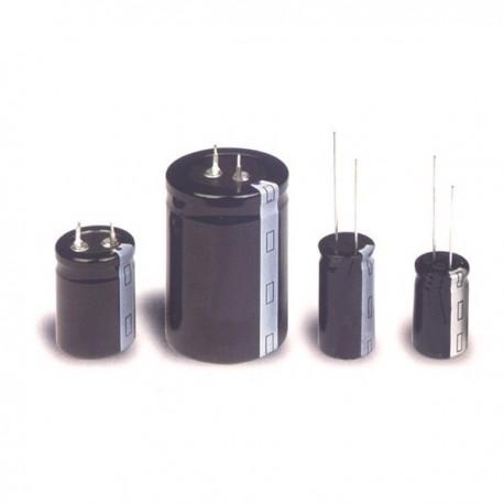Aluminium Electrolytic Capacitors 470uF 100V 20% 16x31.5mm