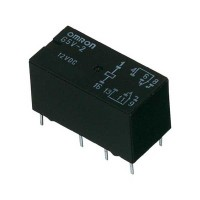 Relay DPDT OMRON 12VDC (G5V-2-DC12)