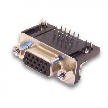 DSUB VGA15SR PCB Female