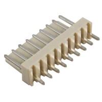 Konektor putih 9 pin male