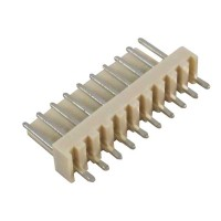 Konektor putih 10 pin male