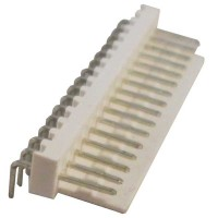 Konektor putih 16 pin male right angle